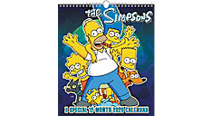 The Simpsons 13x15 Special Edition Monthly Wall Calendar (Item # DDSE95)