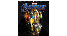 MARVELS Avengers Endgame 13x15 Special Edition Monthly Wall Calendar (Item # DDSE99)
