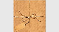 Twine Calendar Gift Envelope (Item # DDV003)