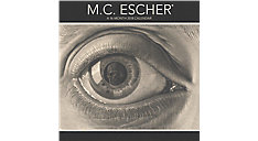 M.C. Escher Wall Calendar (Item # DDW005)