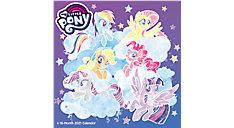 My Little Pony 12x12 Monthly Wall Calendar (Item # DDW006)
