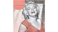 Marilyn Monroe Wall Calendar (Item # DDW010)
