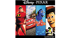 Disney-PIXAR Collection Wall Calendar (Item # DDW038)