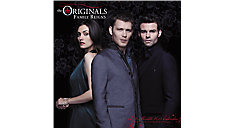 THE ORIGINALS FAMILY REIGNS Wall Calendar (Item # DDW039)
