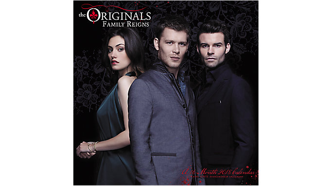 Day Dream THE ORIGINALS FAMILY REIGNS Wall Calendar  (DDW039)
