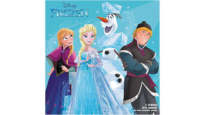 Day Dream Disney Frozen Wall Calendar  (DDW052)