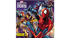 MARVEL Spider-Man Unlimited Wall Calendar (Item # DDW056)