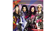 Disney Descendants Wall Calendar (Item # DDW070)