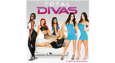 WWE TOTAL DIVAS Wall Calendar (Item # DDW075)