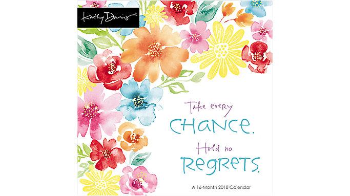 Day Dream Kathy Davis Wall Calendar  (DDW083)