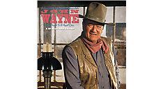 John Wayne Wall Calendar (Item # DDW104)