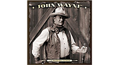 John Wayne 12x12 Monthly Wall Calendar (Item # DDW104)