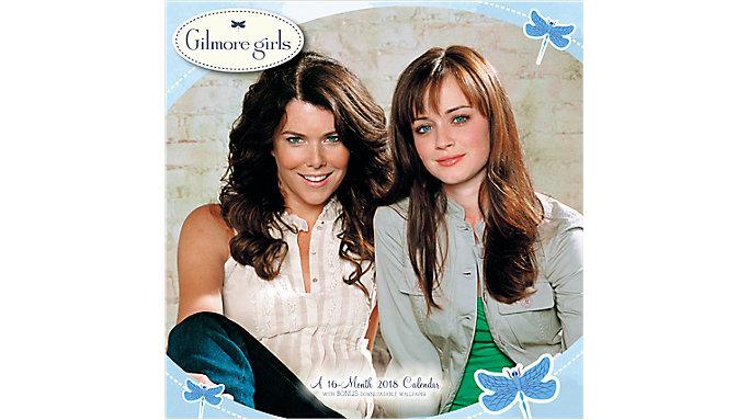 Day Dream Gilmore Girls Wall Calendar  (DDW111)