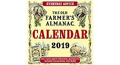 The Old Farmers Almanac Wall Calendar (Item # DDW126)