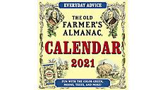 The Old Farmers Almanac 12x12 Monthly Wall Calendar (Item # DDW126)