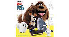 The Secret Life of Pets Wall Calendar (Item # DDW133)