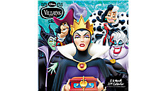 Disney Villians Wall Calendar (Item # DDW135)