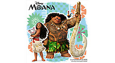 Disney Moana Wall Calendar (Item # DDW136)