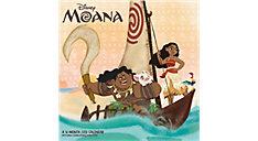 Disney Moana 12x12 Monthly Wall Calendar (Item # DDW136)