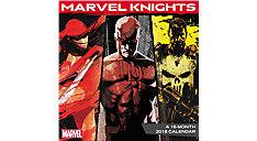 Marvel Knights Wall Calendar (Item # DDW138)