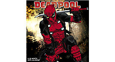 Deadpool Wall Calendar (Item # DDW144)