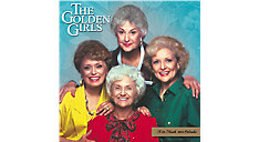 Golden Girls Wall Calendar (Item # DDW157)