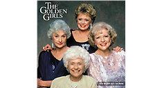 Golden Girls 12x12 Monthly Wall Calendar (Item # DDW157)