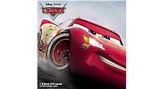 Disney Pixar Cars Wall Calendar (Item # DDW163)
