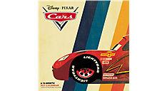 Disney PIXAR Cars 12x12 Monthly Wall Calendar (Item # DDW163)