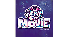 My Little Pony the Movie Wall Calendar (Item # DDW168)