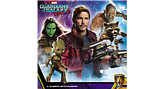 Guardians of The Galaxy Volume 2 Wall Calendar (Item # DDW171)