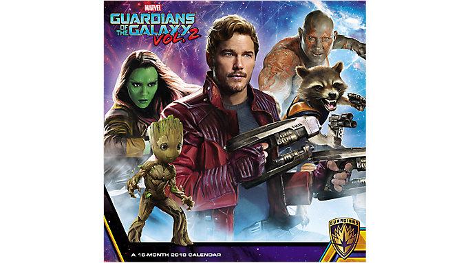Day Dream Guardians of The Galaxy Volume 2 Wall Calendar  (DDW171)