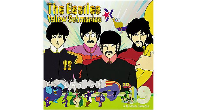 Day Dream The Beatles Yellow Submarine Wall Calendar  (DDW182)