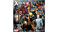 X-Men Wall Calendar (Item # DDW185)