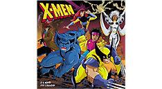 MARVELS X-Men 12x12 Monthly Wall Calendar (Item # DDW185)