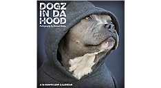 Dogz in da Hood Wall Calendar (Item # DDW190)