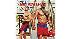 Men of Baywatch Wall Calendar (Item # DDW192)