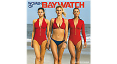 Women of Baywatch Wall Calendar (Item # DDW193)
