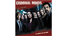 Criminal Minds Wall Calendar (Item # DDW194)
