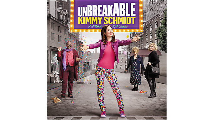 Day Dream Unbreakable Kimmy Schmidt Calendar  (DDW197)