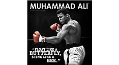 Muhammad Ali Wall Calendar (Item # DDW199)