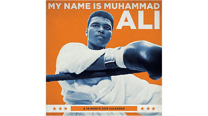 Day Dream Muhammad Ali Wall Calendar  (DDW199)