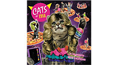 Cats of 1986 Wall Calendar (Item # DDW212)