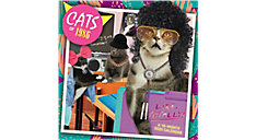 Cats of 1986 12x12 Monthly Wall Calendar (Item # DDW212)