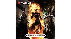 Magic The Gathering 12x12 Monthly Wall Calendar (Item # DDW217)