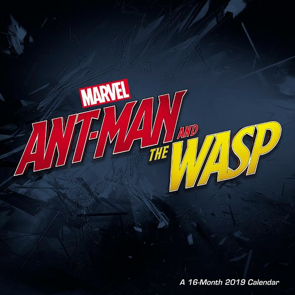 Day Dream MARVEL Avengers Ant-Man and The Wasp - Disney