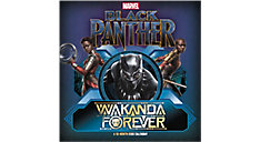 MARVELS Black Panther: Wakanda Forever 12x12 Monthly Wall Calendar (Item # DDW227)