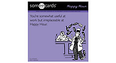 Someecards Wine Lover's 12x12 Monthly Wall Calendar (Item # DDW236)