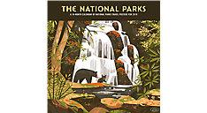 National Parks Artwork Wall Calendar (Item # DDW244)