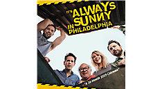 Its Always Sunny in Philadelphia Wall Calendar (Item # DDW248)